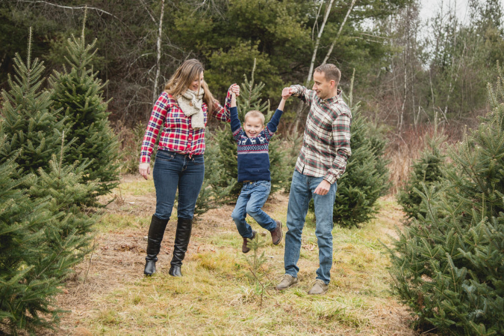 CT Christmas mini-session